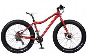 KHS 4 season Fat Bike