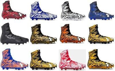 UA Under Armour Highlight Lux MC Lacrosse/Football Cleats-Pick Color and