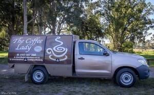 MOBILE COFFEE VAN Waterford Logan Area Preview