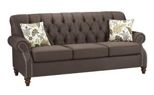 Brown couches on Sale (AC741)