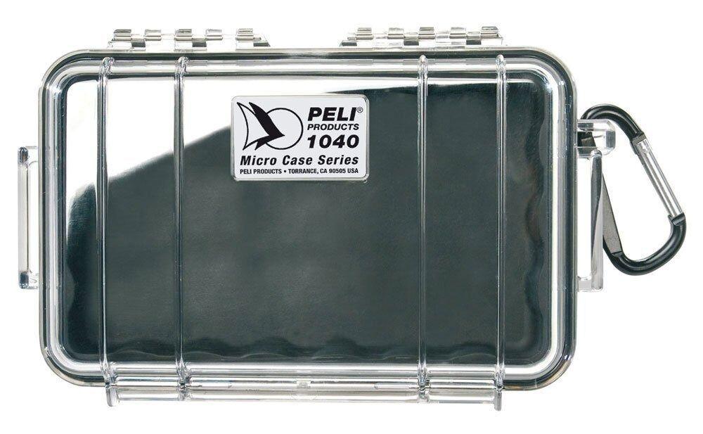 Water proof case - Peli 'MicroCase' - 1040