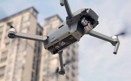 DJI Mavic Pro Drone + Fly More Combo + 6 Lenses