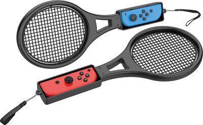 Venom Tennis Racket Joy-Con Attachment Twin Pack for Nintendo Switch - VS4798