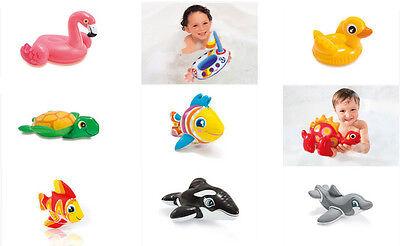 Badetier Aufblastiere aufblasbare Tiere Wasserspieltier Bade Wasser Spielzeug
