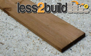 Timber Wooden Gravel Boards Fencing Accessories New Fence Panel 6ft x 6in