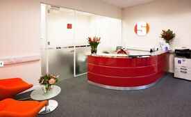 4 to 5 Desk office space available on flexible terms, Call Zara on 07868 711014