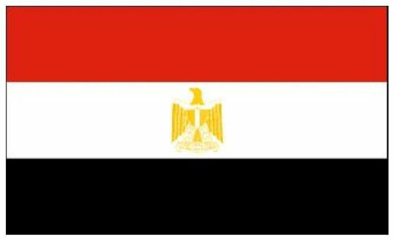 Giant Egyptian Egypt National Flag World cup Sports Event Football Support