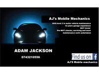 AJ's Mobile Mechanics