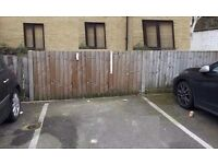 Well-priced, secluded car park (carbay) . Perfect for people working in London, Stratford & Stansted