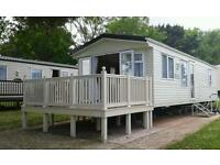 Extra dates added! Static caravan to rent on beautiful seaside resort