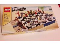 First come first served! Great Xmas gift! Brand new - Lego Pirates - great price £33 no offers