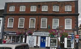 2 Bed Flat To Let Bridgnorth Centre With Parking