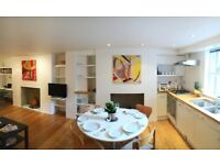 Gorgeous self contained 1 bed flat in period house in lovely area close to Kennington tube and park