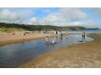 REDUCED AGAIN BARGAIN late deal 2 bedroom holiday home almost on the beach in Pembrokeshire