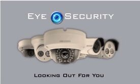 CCTV Eye Security looking out for you