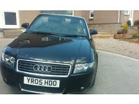 AUDI A4 Cabriolet - Stunning Throughout - Low Mileage - REDUCED