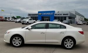 2012 Buick LaCrosse w/1SD AWD