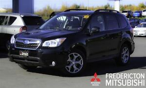 2015 Subaru Forester 2.5i LIMITED W/TECH! LEATHER! NAV!