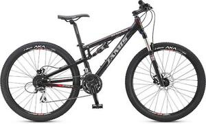 "JAMIS NEW DAKAR XC 650B 27.5"" FULL SUSPENSION MOUNTAIN BICYCLE 15"" Left"