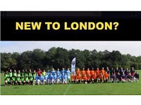 FIND 11 ASIDE FOOTBALL TEAM IN SOUTH LONDON, JOIN FOOTBALL TEAM IN LONDON, PLAY IN LONDON hn34