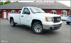 2011 GMC Sierra Simple Cab 4x4