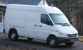 man with van delivery service cheap local low price 24/7 Furniture mover van hire