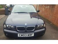 BMW 318 SE 2.0 - Facelift Edition In Mint Condition For Sale £1,300 ONO
