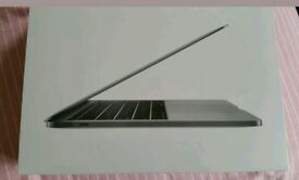 Macbook pro 2017 - SEALED PACK - space grey - 8GB RAM and 128GB hard drive i5 processor -