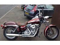Harley Davidson Superglide - 103 Conversion