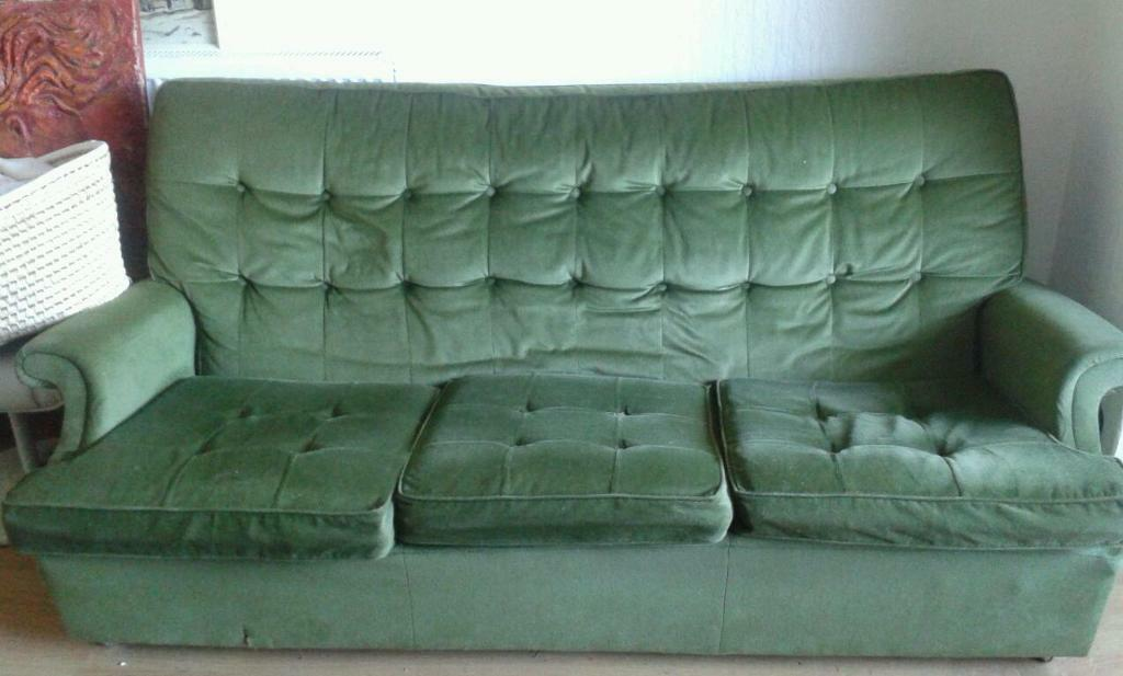 Beautiful Vintage 3 Piece Suite Parker Knoll In Whiston