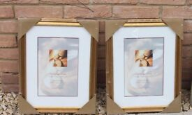 A Pair of Quality Photograph Frames New and Sealed