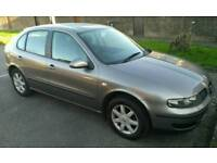 2003 Seat Leon S 1.4 with MOT and low mileage £695