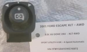 MIRROR CONTROL SWITCH for 2001 to 2007 FORD ESCAPE XLT $25