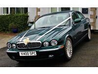 Beautiful top of the range XJ Jaguar in lovel condition with brand new MOT.