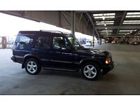 Land rover discovery 2. 4.0i v8 Es auto 7-seater Lwb full safari pack 113000 miles disco 2