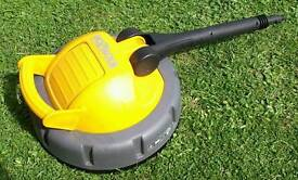 Hozelock Patio Brush Attachment.