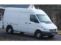 Van hire van man Removal Furniture delivery service local area near courier transport mover