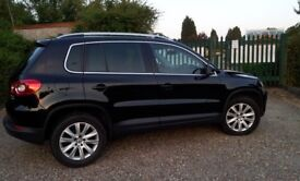 Volkswagen Tiguan 2.0 TDI Match 4MOTION 5dr with cruise control