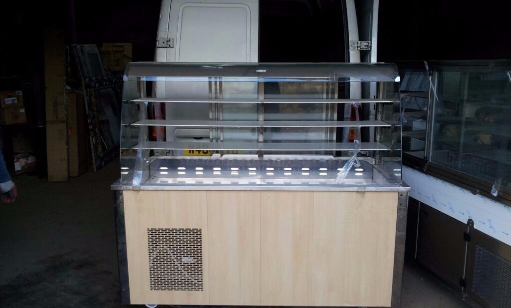 Moffat Catering display Chiller Fridge