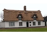 Apprentice or Labourer required for a thriving Thatching business in Barton, Cambridge