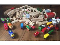 For sale: Brio train set with accessories