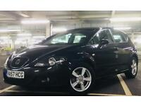 2007 Seat Leon 1.9 TDi Sport*13 Service Stamps*Lovely Colour*1 Former Lady Owner*Rare Spec*Low Miles