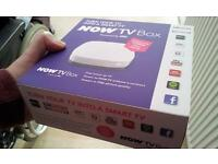 For Sale. NowTV Box: