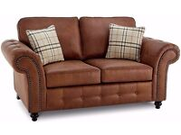 Brand New 3+2 Oakland Sofa. £1563 In DFS. Free Delivery Up To 25 Miles. In Stock & Ready 2 Deliver