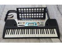 Yamaha PSR-170 Keyboard with stand