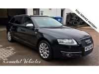Stunning looking Trade car Audi A6 2.0 Tdi Avant REDUCED 166k FSH inc t/belt new brakes mot 2019 !!