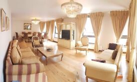 Luxury 3 bedroom flat in _ Lancaster Gate / High Park