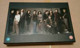Sopranos DVD set