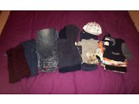 Boys Clothes Bundle - 8/9 Years - Next, River Island, George