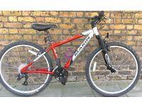 Marin Bobcat trail mountain bike 26″ Wheel Mountain Bike 13″ Frame (X-small) junior kids bicycle
